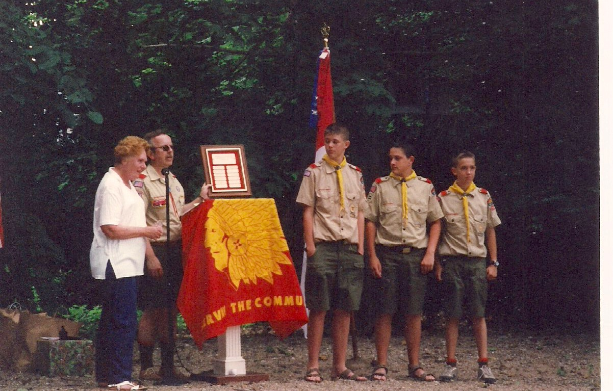 2000 - June - Court of Honor - Flavelle Award