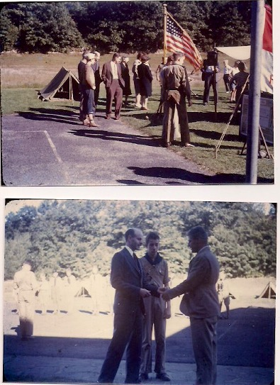 Scout Award Ceremony 1943 1