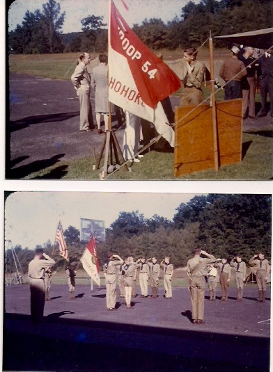 Scout Award Ceremony 1943